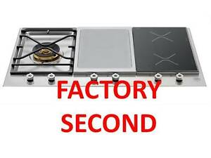 Bertazzoni-90CM-1-Gas-Burner-Griddle-amp-Induction-Cooktop-Factory-Second-TSV1098