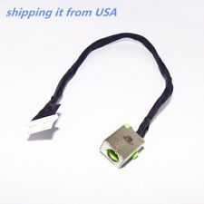 New AC DC Jack Power Plug in Charging Port Connector Socket with Wire Cable Harness Replacement for Acer TravelMate 8473 TM8473