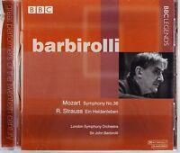 Mozart - Symphony No. 36 linz, Barbirolli / London Symphony Orchestra, Cd