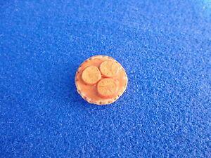 1 - 12 échelle maison de poupées miniature alimentaire orange surmonté tarte dhd-k7-1-afficher le titre d`origine dfeu2a8j-08125350-115503955