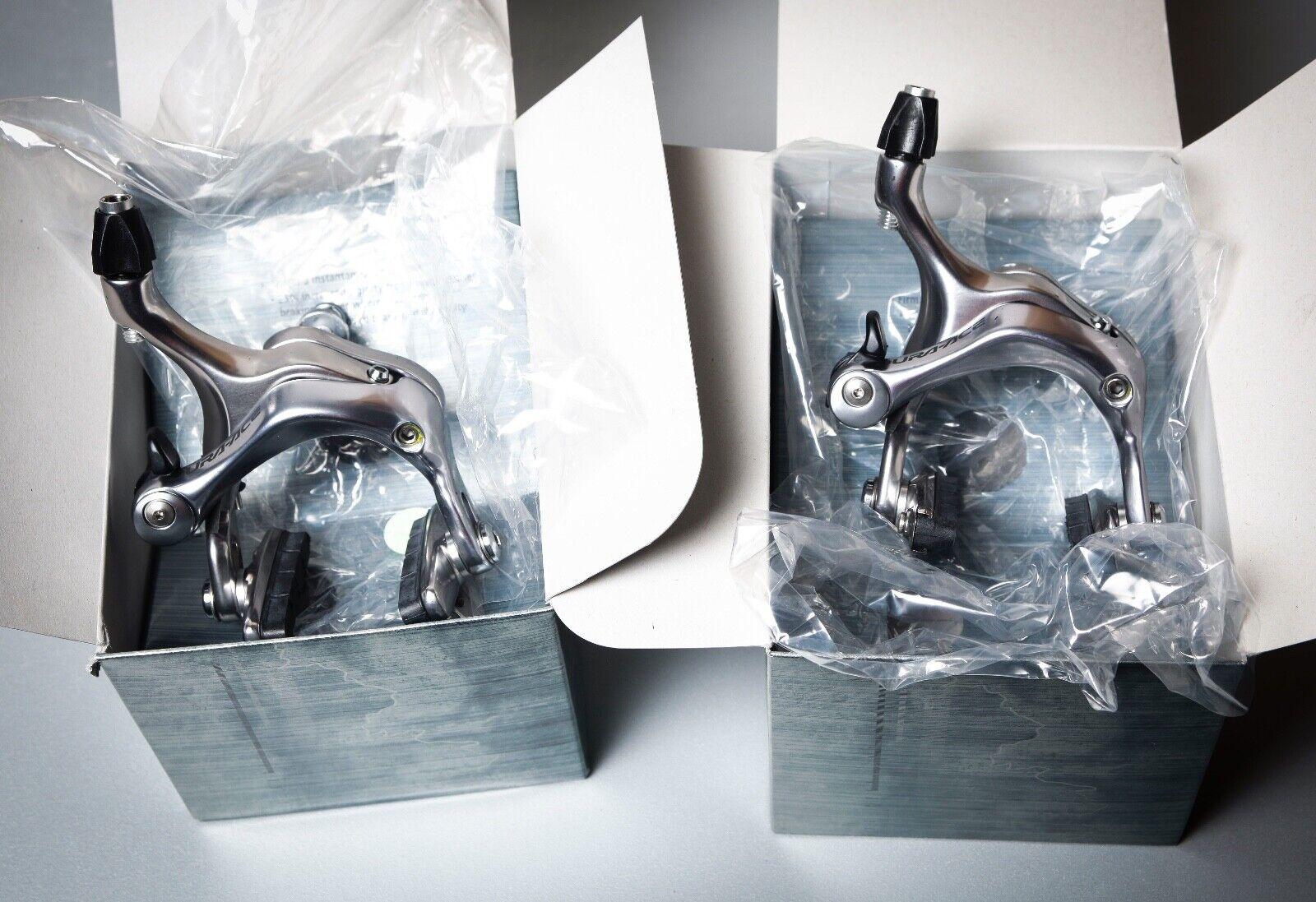 SET KIT Shimano BR7800 DuraAce Brakes Calipers  pinze freno NUOVE NEW NOS