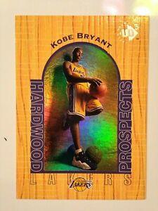 1996-97 UD3 Upper Deck Kobe Bryant Rookie Card RC #19