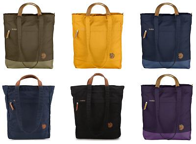 Blue, Dandelion, Alpine Purple, Khaki, Black Fjallraven No 1 Totepack F24203