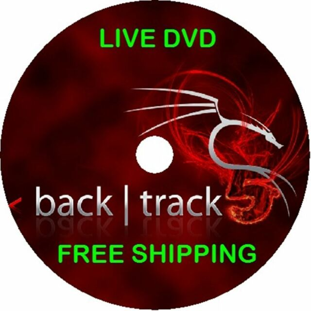 BACKTRACK Linux DVD Persistent Hacking 32 64 4 5 6 R2 R3