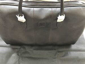 Rolls-Royce-Leather-Travel-Bag-Authentic-Accessory-Leather