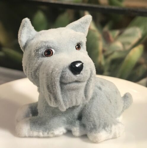 Casey Puppy in My Pocket—Series 1 Schnauzer