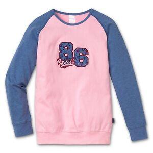 SCHIESSER Jungen Shirt Langarm Used-Look blau Gr.176 NEU ehemaliger UVP 21,95€