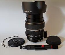 Canon EF-S 17-85 mm F/4.0-5.6 IS USM Lens Bundle 335
