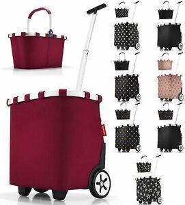 reisenthel-Set-carrycruiser-carrybag-Einkaufstrolley-Tasche-Korb-Einkaufswagen