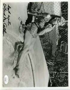 Irish Mccalla Jsa Coa Hand Signed 8x10 Photo Autograph
