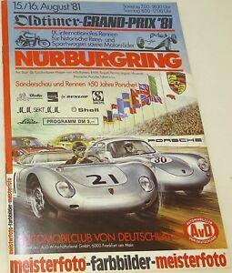 15-16-August-81-Oldtimer-Grand-Prix-Ix-Nurburgring-Brochure-de-Programme-A-V08