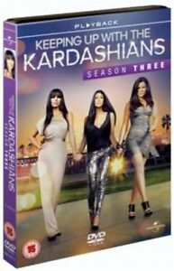 Keeping Up With The Kardashians  Series 3  Complete DVD 2012 2Disc Set - Chesterfield, United Kingdom - Keeping Up With The Kardashians  Series 3  Complete DVD 2012 2Disc Set - Chesterfield, United Kingdom