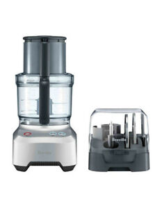 Breville the Kitchen Wizz 11 Plus Processor Brushed Stainless Steel BFP680BAL