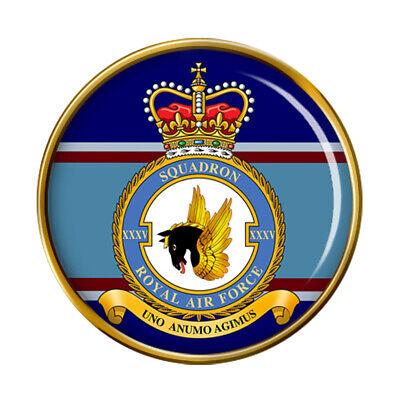RAF Pin Badge 35 Squadron