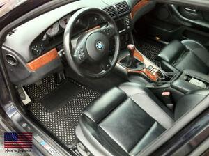 Bmw 5 Series E39 1995 2004 Custom Car Floor Mats Cocomats 2 Piece
