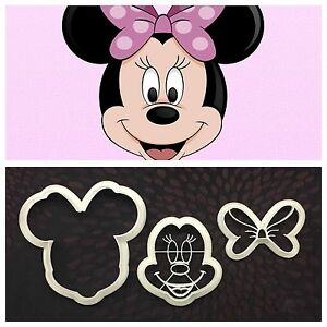 Formine-Minnie-Mouse-Formina-Biscotti-7-8cm-Cookie-Cutter-Topolina