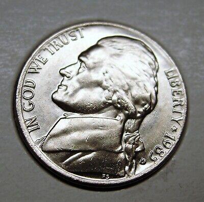 1948BU Jefferson Nickel Pulled From OBWRoll
