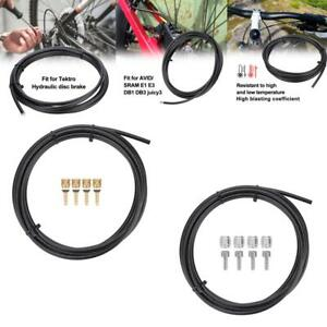3-M-Bicicleta-De-Montana-Freno-de-Disco-Hidraulico-Manguera-De-Aceite-Tubo-Cano-Para-Tektro-Sram