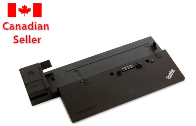 Lenovo ThinkPad Ultra Dock Type 40A20090US t450 t460 t470 With Keys Adapter 90W