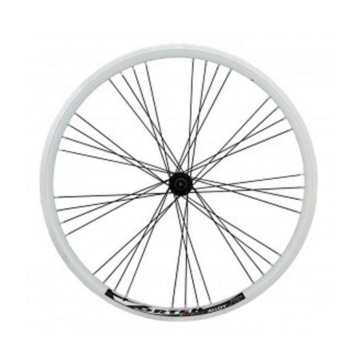 Front wheel  mtb 29 aluminum 9x4 white R28AQRWH RIDEWILL BIKE Bicycle  the best after-sale service