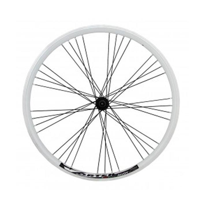 Front wheel mtb 29 aluminum 9x4 white R28AQRWH RIDEWILL BIKE Bicycle