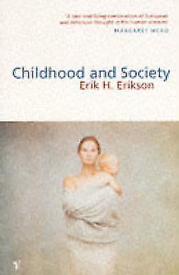 Childhood And Society von Erik H. Erikson (1995, Taschenbuch)