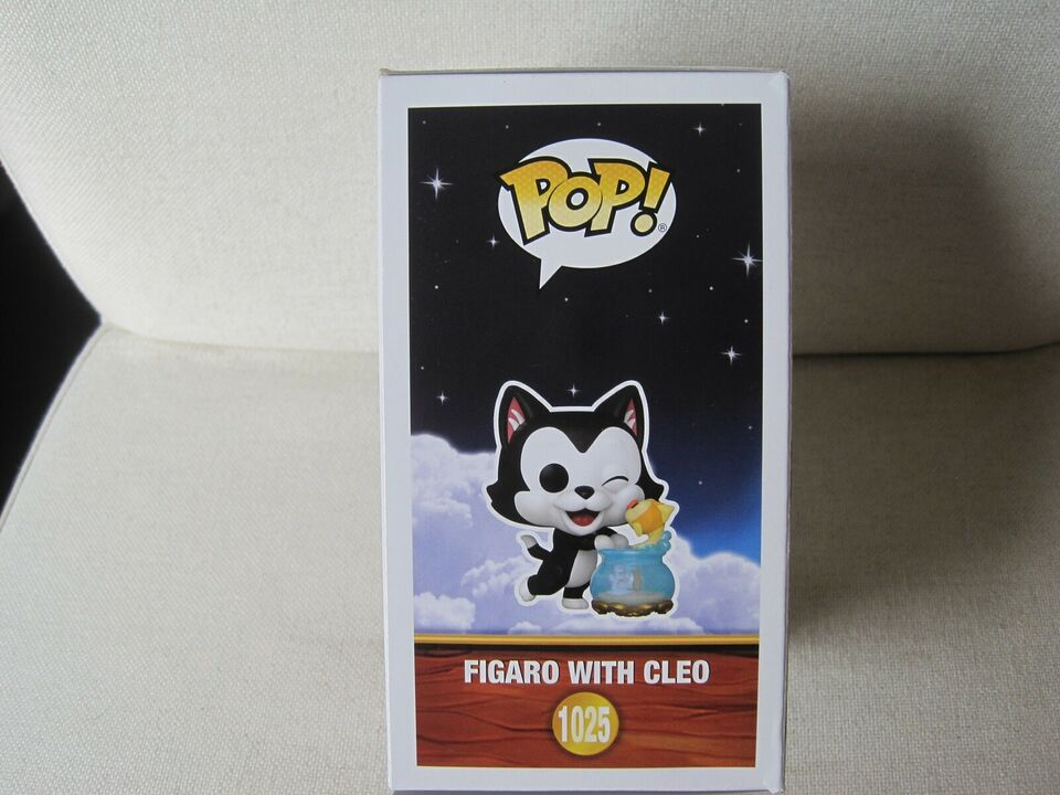 Funko Pop #1025 Figaro with Cleo
