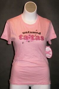 NEW-Save-the-Tatas-034-Untamed-034-Animal-Print-Cotton-T-Shirt-2x-3x-18-20-22-24