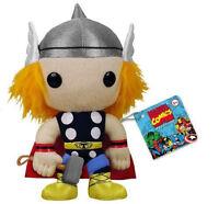Avengers Marvel Dc Universe Comics Thor W/hammer Plushie Plush 2237 Funko