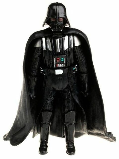 Hasbro Star Wars Revenge Of The Sith Darth Vader Action Figure For Sale Online Ebay