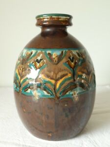 Ancien-grand-Vase-LIMOGES-Camille-THARAUD