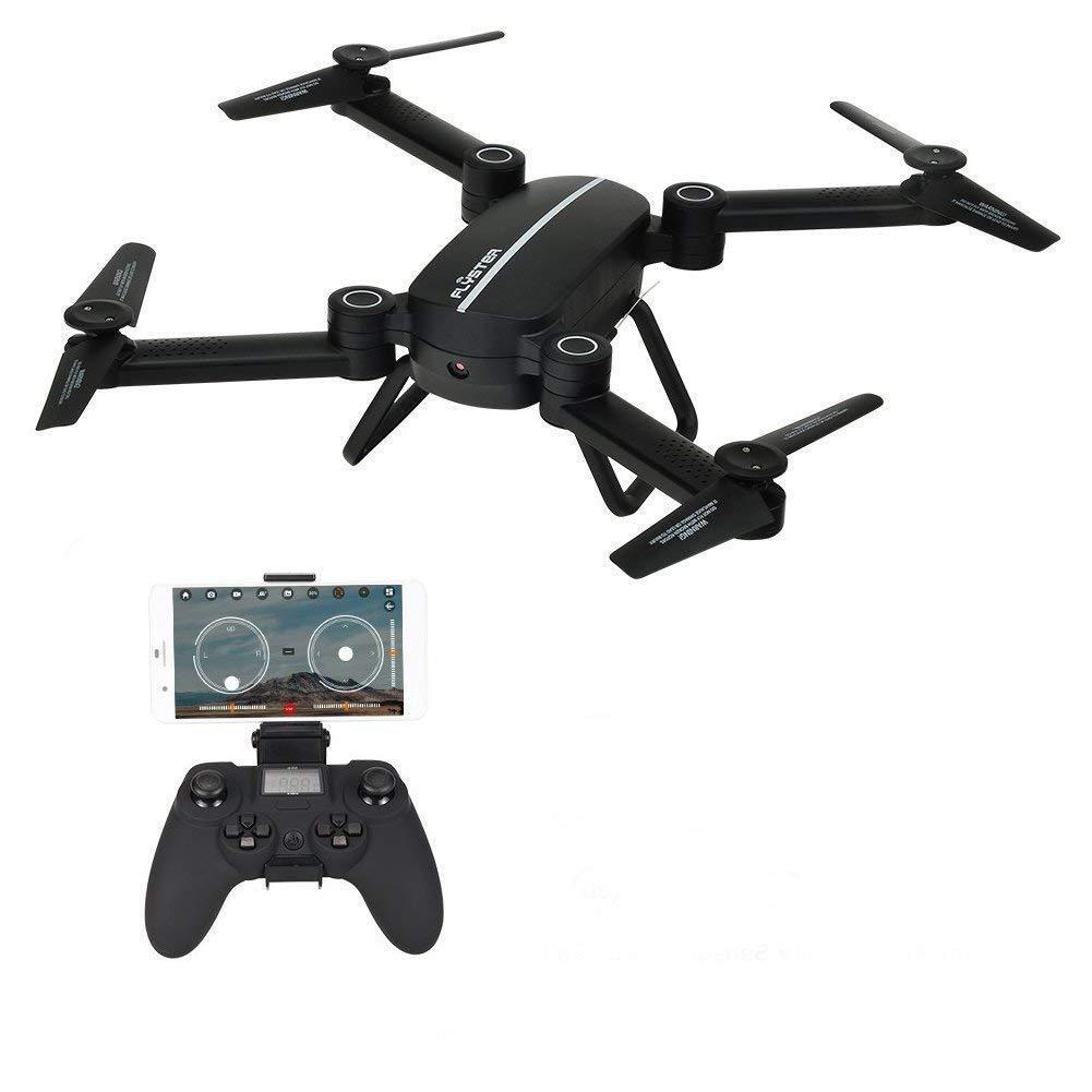 RC Drone con telecamera trasmissione in diretta Wifi FPV telecomando