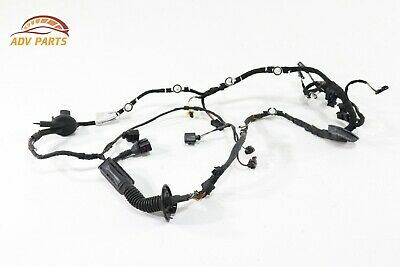 AUDI A7 FRONT LEFT DRIVER SIDE DOOR WIRE WIRING HARNESS ...