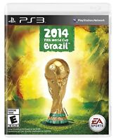 Ea Sports 2014 Fifa World Cup Brazil - Playstation 3, New, Free Shipping on sale