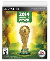 Ea Sports 2014 Fifa World Cup Brazil - Playstation 3, New, Free Shipping