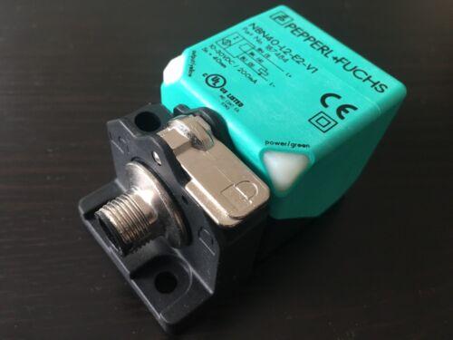 Pepperl+Fuchs Induktiver Sensor NBN40-L2-E2-V1