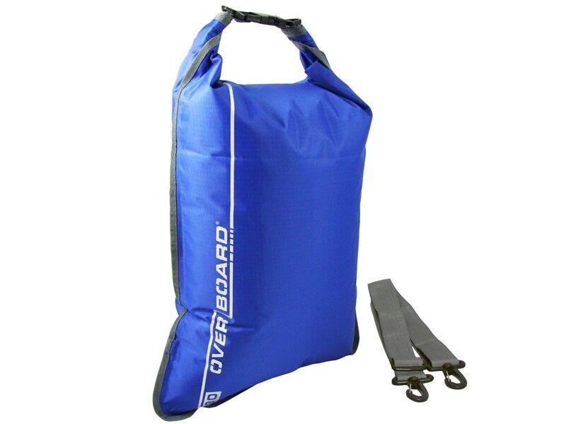 Overboard Classic 30 Liter Dry Flat Tasche Blau