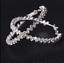 Elegant-Luxury-Hoop-Round-Dangle-Earrings-Jewelry-Crystal-Diamante-Rhinestone thumbnail 1