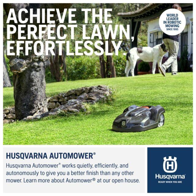 2019 Model 315X HUSQVARNA AUTOMOWER WITH FREE INSTALL KIT