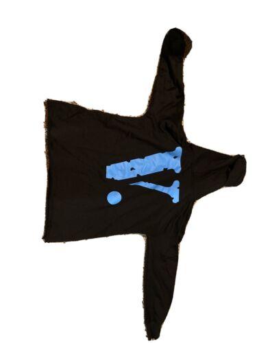 Black/blue VLONE Hoodie
