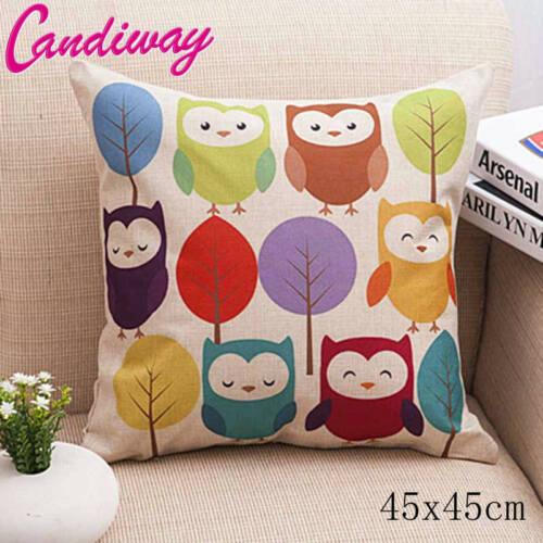 Star Wars Decorative Pillow Cover Cotton Pillowcase Pillow Cushion Case Kids