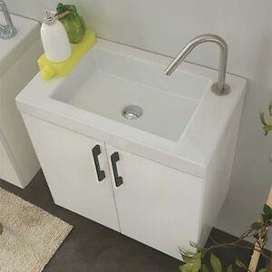 Mobile da bagno Sospeso  Xilon Icaro Smart cm 60x35 diverse finiture Cod. 00163