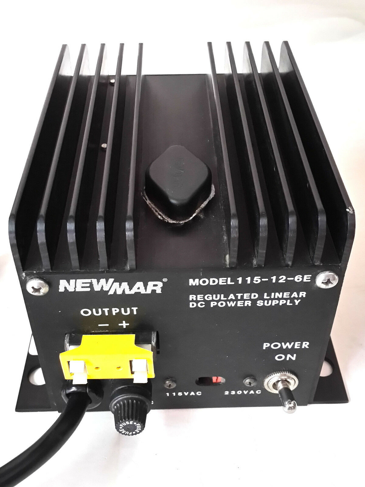 Newmar Fuse Box 115 12 6e Power Supplies Heavy Duty 115v Or 230v Ac To 12v Dc Norton Secured Powered By Verisign
