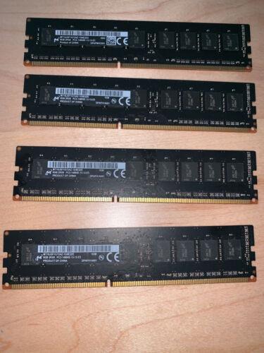 DIMM Apple Mac Pro Late 2013 A1481 MacPro 6,1 Memory Ram 32GB 4 X 8GB