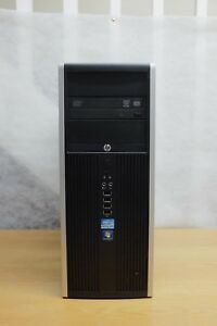 Details about HP Compaq 8300 Elite - Intel i5 3570 Quad Core - 8GB RAM For  Budget Gaming PC