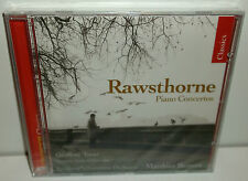 CHAN 10339 X Rawsthorne Piano Concertos Geoffrey Tozer LPO Bamert New Sealed