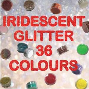 36-Iridescent-Colours-of-Glitter-For-Wine-Glass-Crafting-Nail-Art-Body-Art