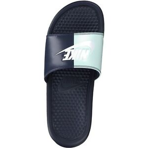 cheap for discount bfb55 8ee01 Image is loading NEW-343881-406-WOMEN-039-S-NIKE-BENASSI-