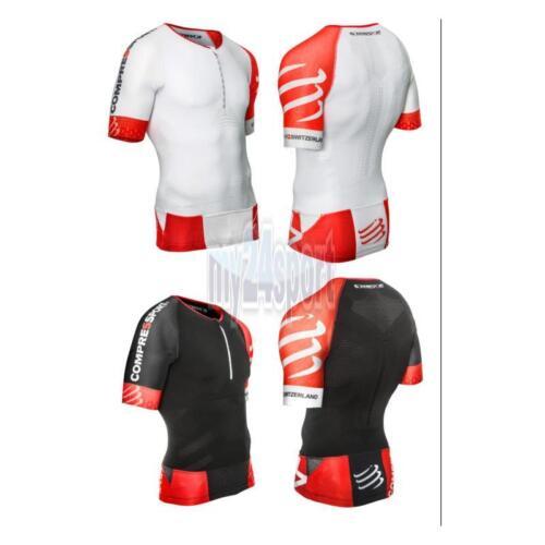 Compressport TR3 Aero Top Shirt  Herren NEU Triathlon