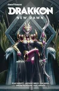 Power Rangers TPB Drakkon New Dawn Softcover Graphic Novel